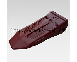 Ground engineering machinery parts E161-3027RC-A bucket teeth for HYUNDAI R210 excavator