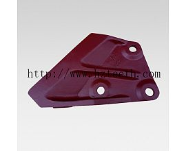 Ground engineering machinery parts 7Y0358/7Y0359 Side Cutter for Caterpillar E330 excavator