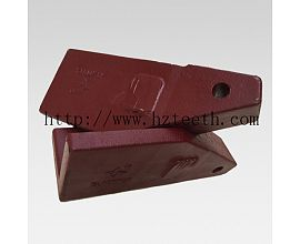 LIUGONG LUB40L(R)CT bucket Side Cutter for LIUKONG 40B & 50C Loader